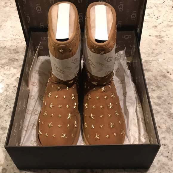 UGG Shoes | Jimmy Choougg Collaboration
